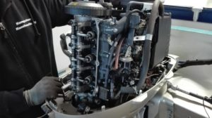 Honda perämoottorihuolto oulu